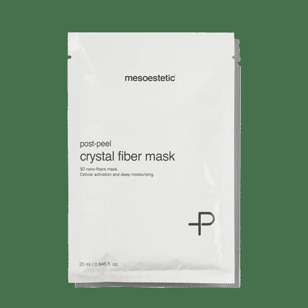 Crytal fiber mask