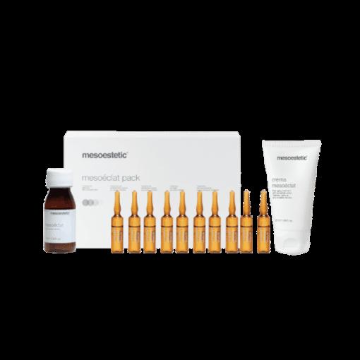 mesoeclat pack + mesoeclat cream