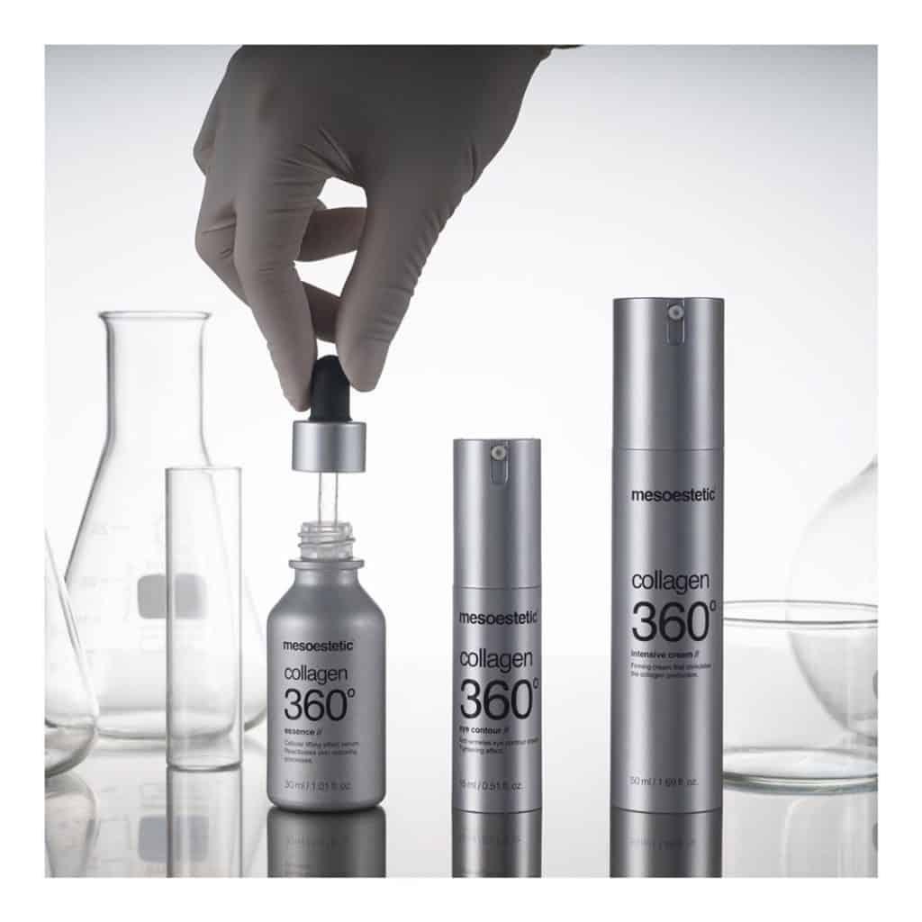 ครีมบำรุงผิว collagen 360