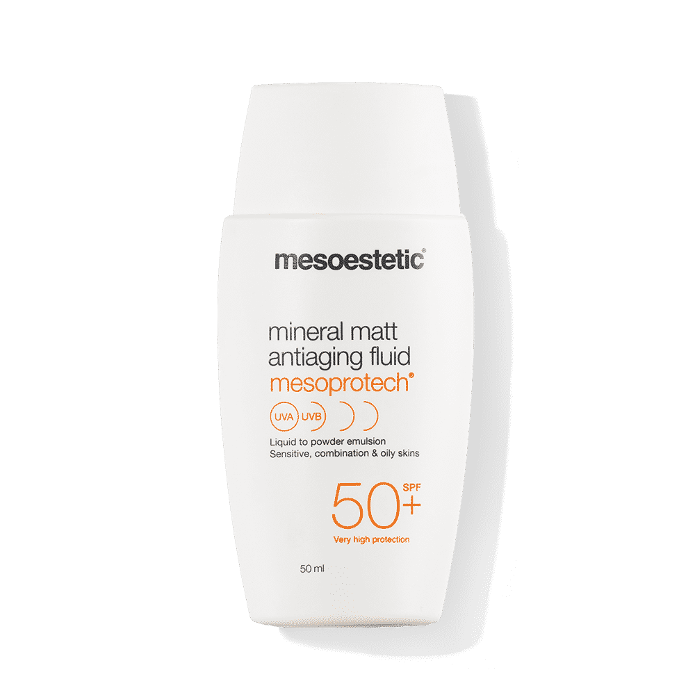 mesoprotech mineral matt antiaging fluid