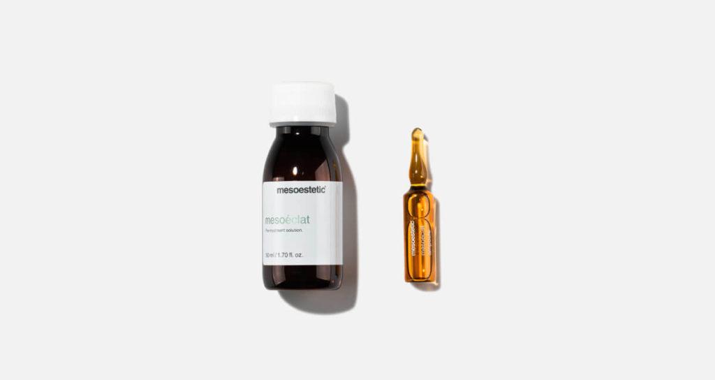 เซรั่มผลัดเซลล์ผิวหน้า Mesoèclat pack